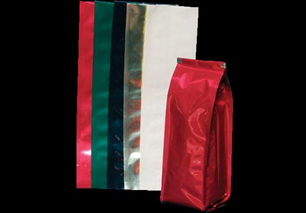 Quad Cornerseal Bags Colors