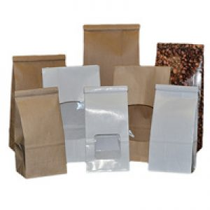 Custom Paper Bags Sizes Colors