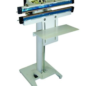 product packaging machine double impulse sealer