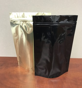 Resealable Stand Up Bags Product Packaging