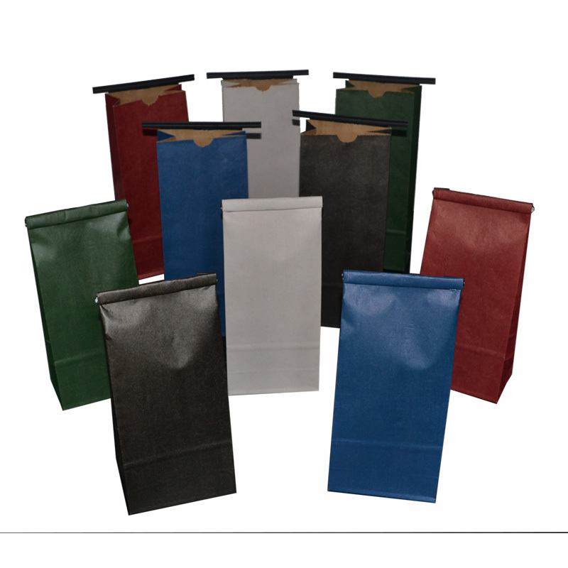 American Eco Tin Tie Bags Colors