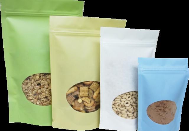Rice Paper Bags